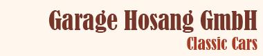 Garage Hosang GmbH